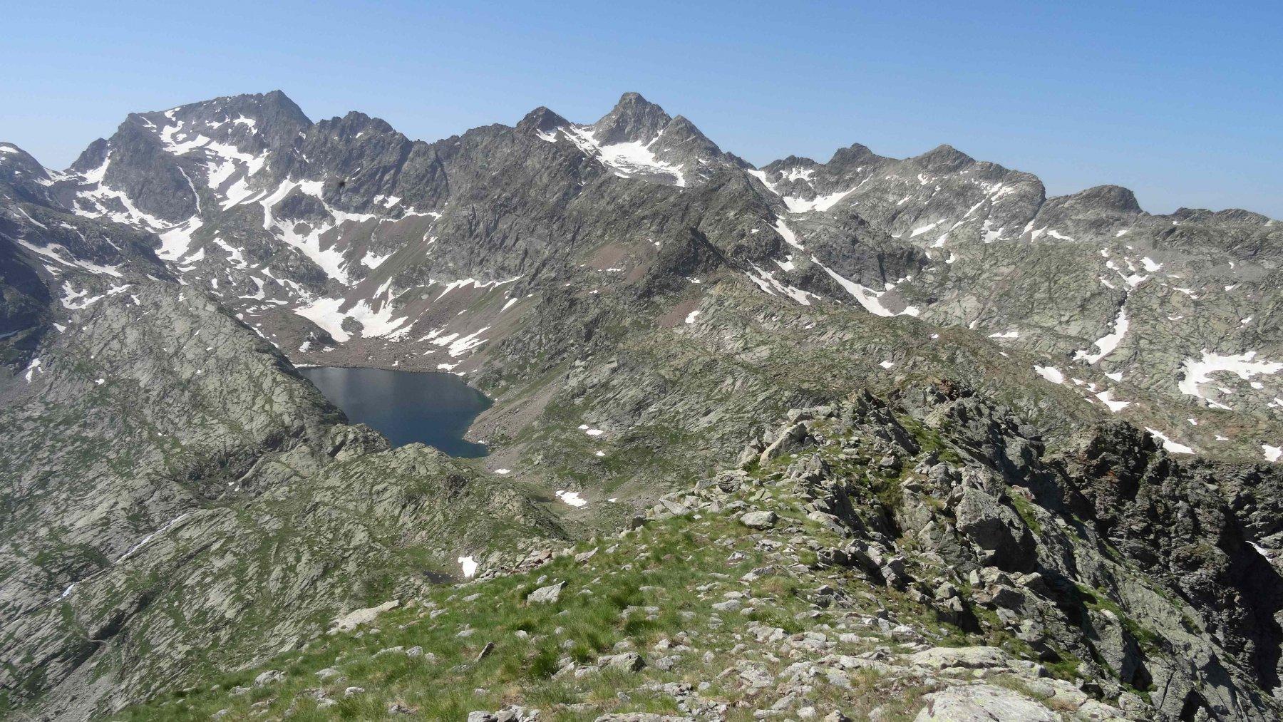 Lago Soprano della Sella