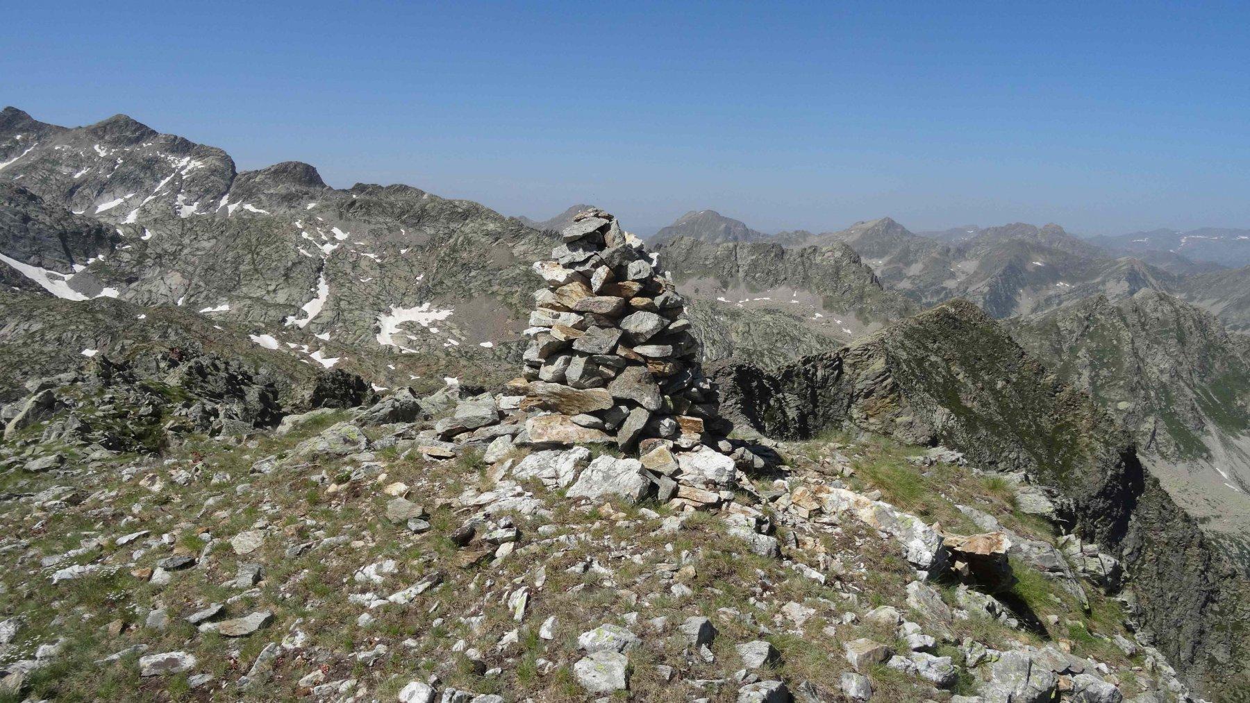 Rocca del Ciapus (2667m)