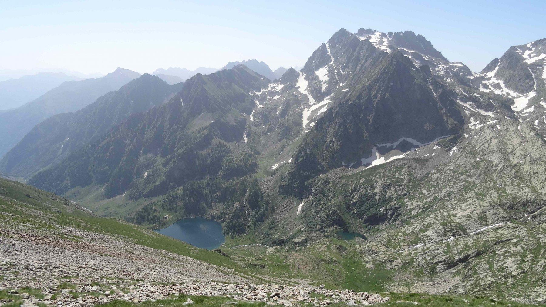 Lago sottano della Sella - Livio Bianco