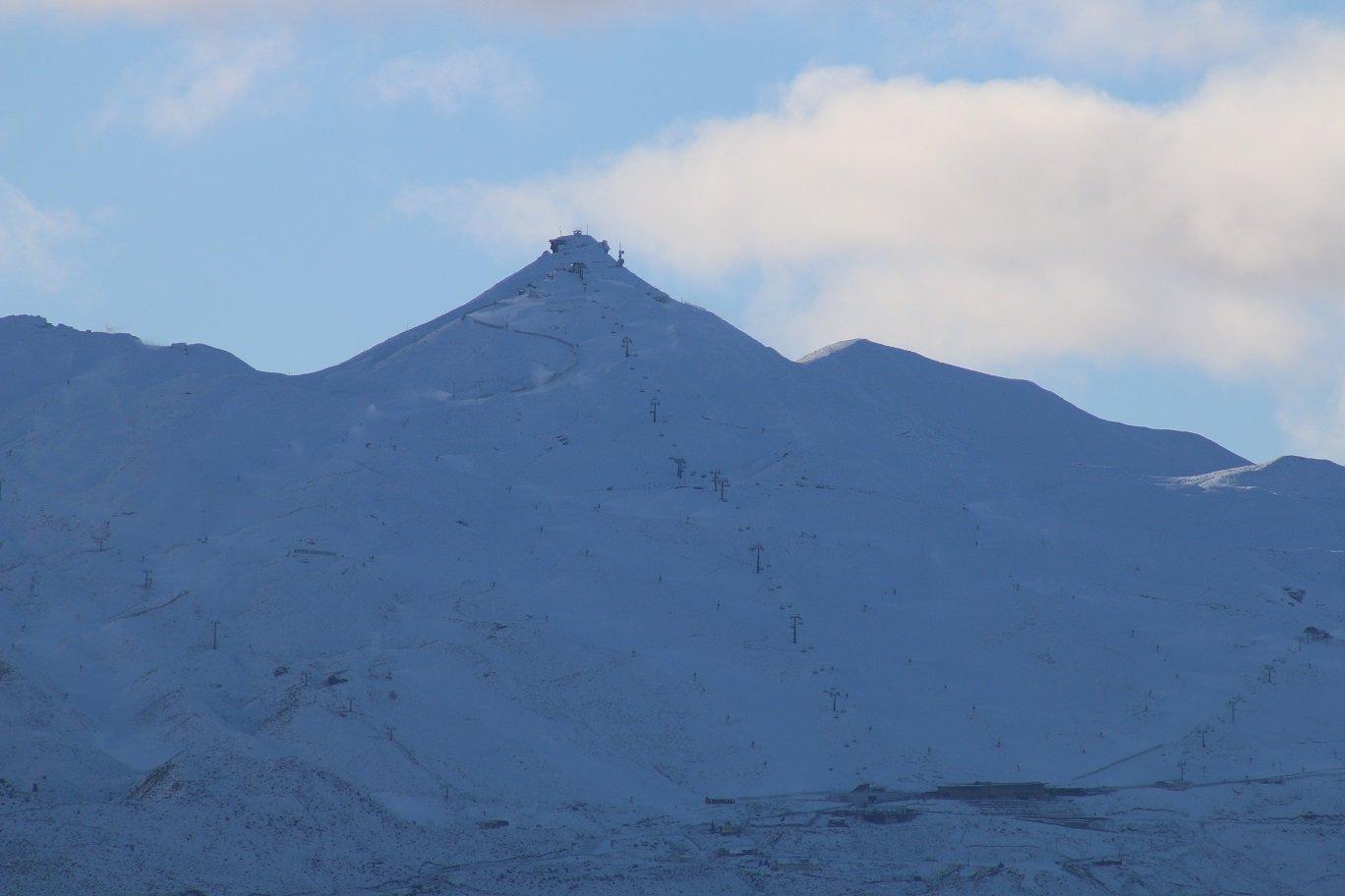Coronet Peak versante sud 2019-07-06