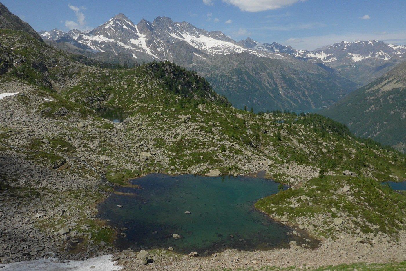 Il lago più alto