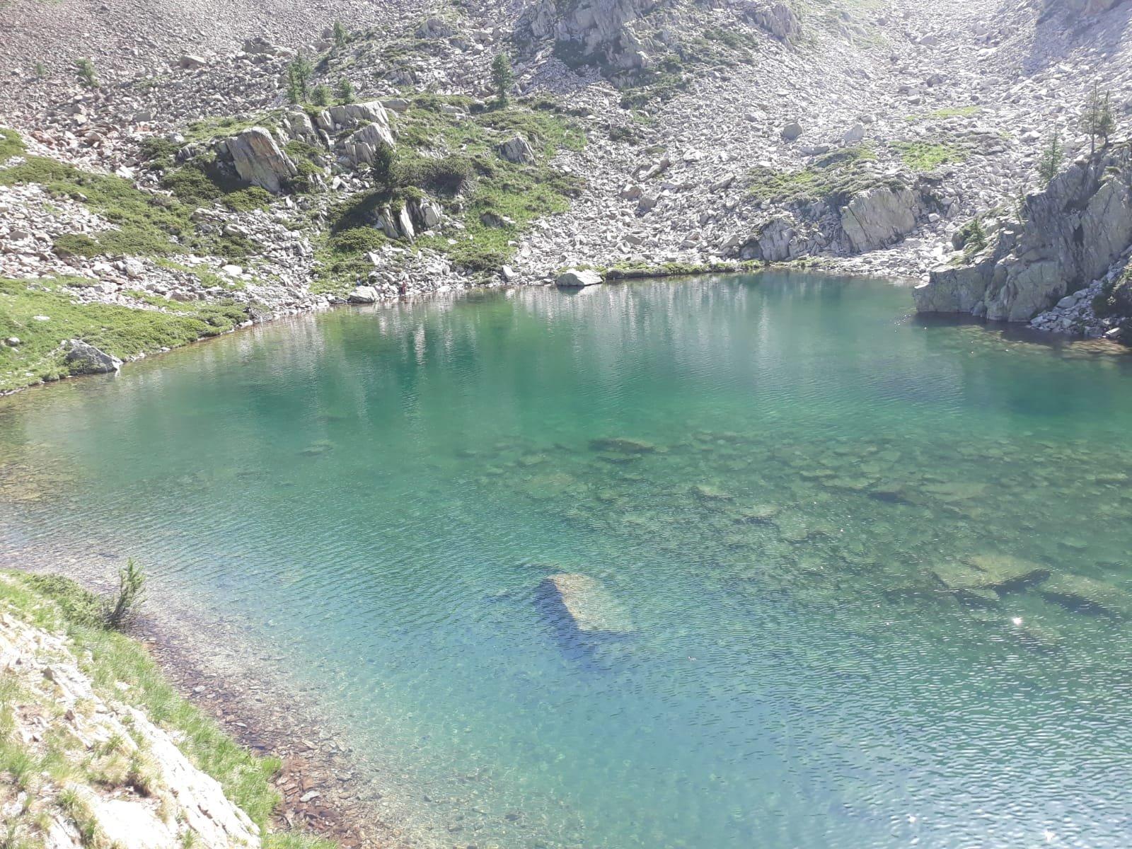 lago di Valcuca ... by mio fratello