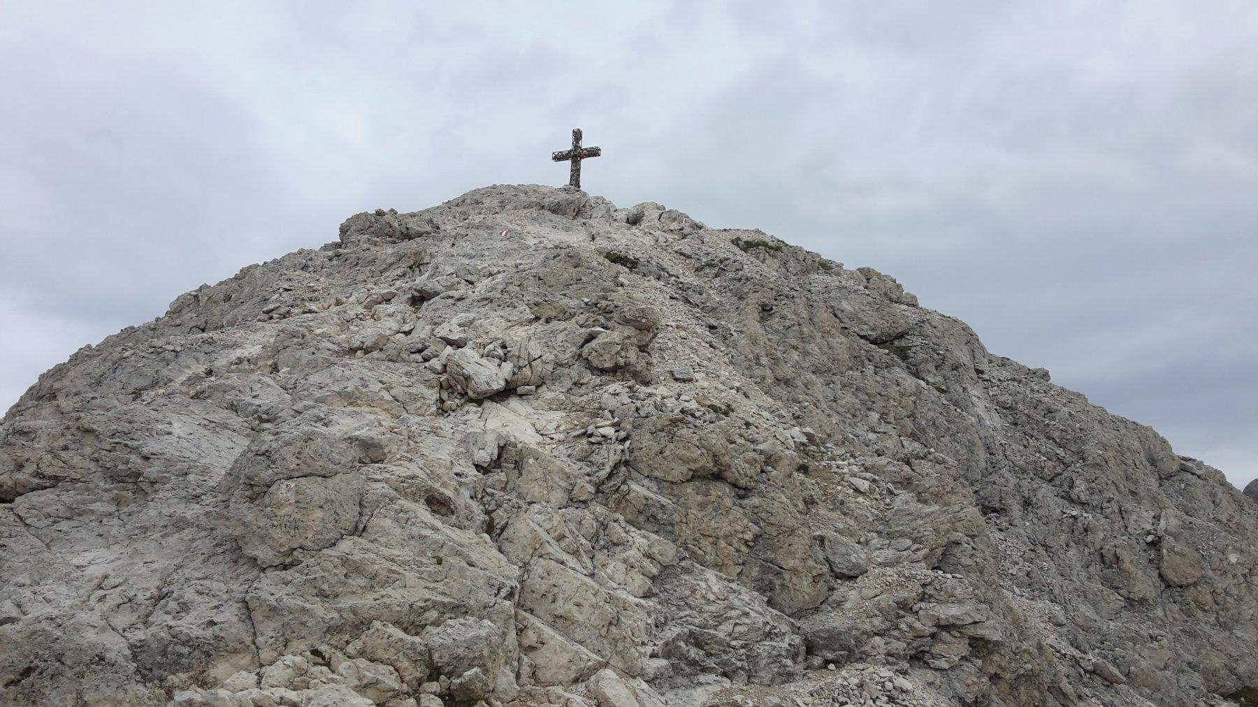 in vista della croce