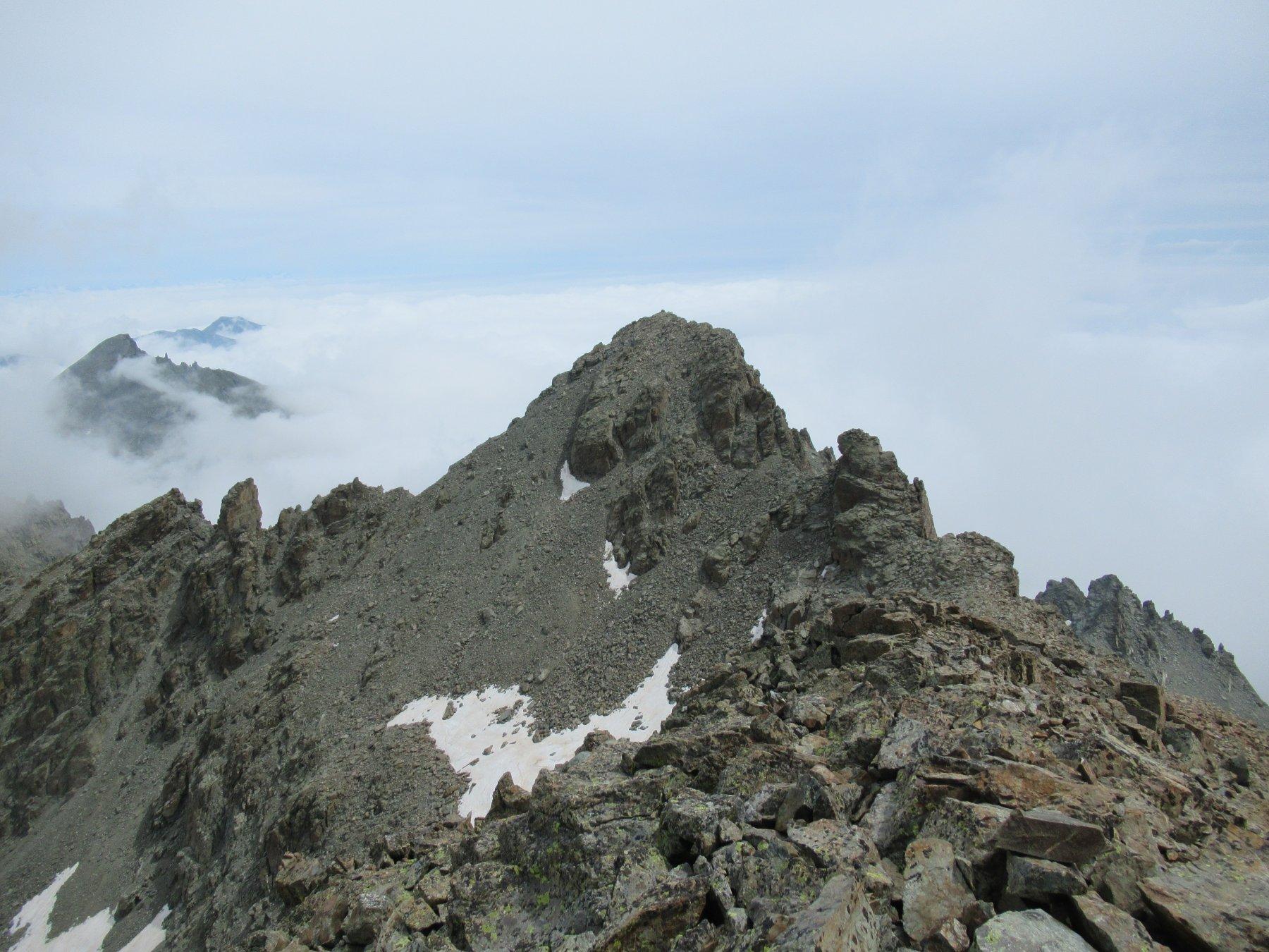 Punta Michelis dalla Dante.