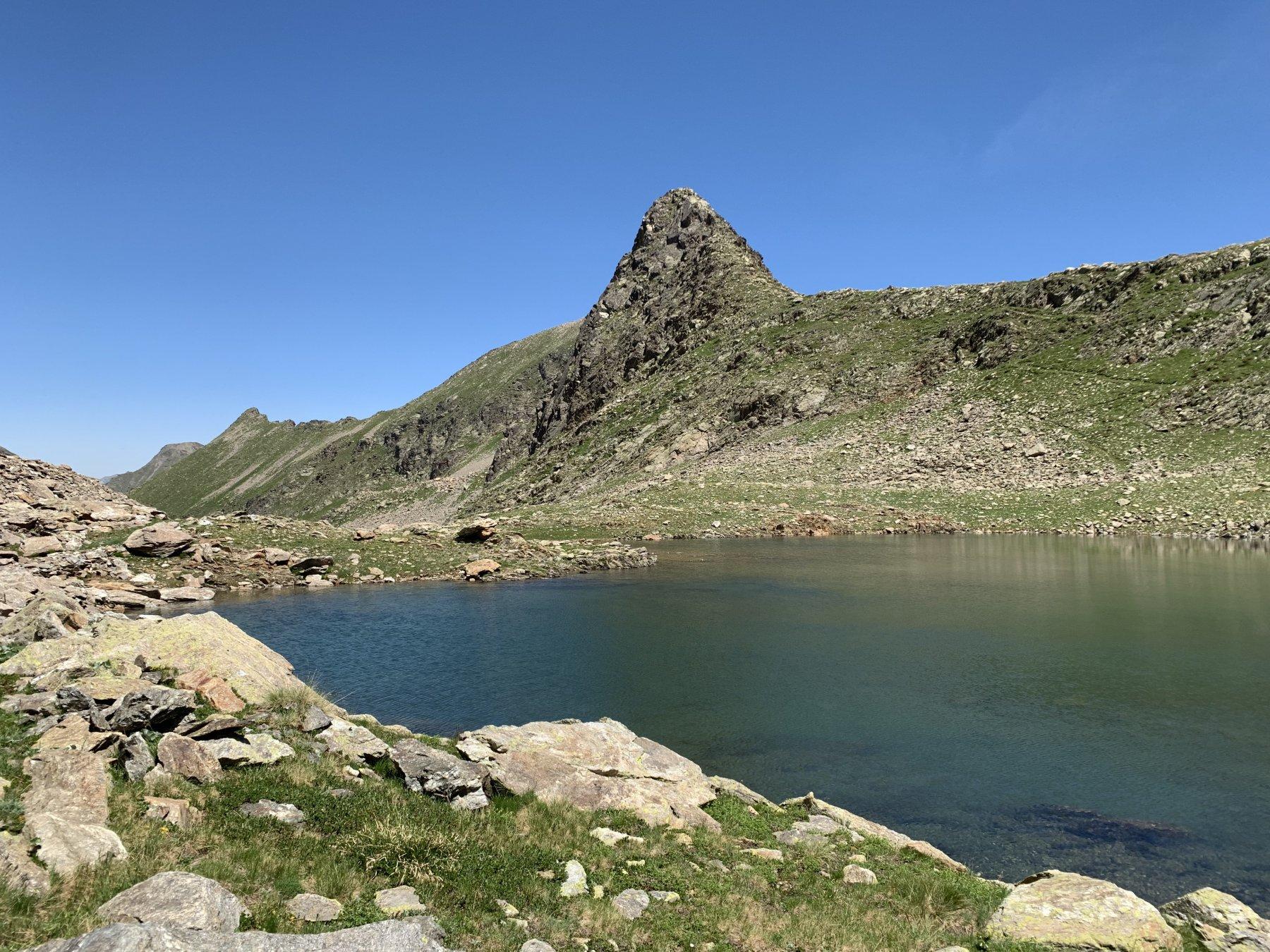Il lago di Seccia