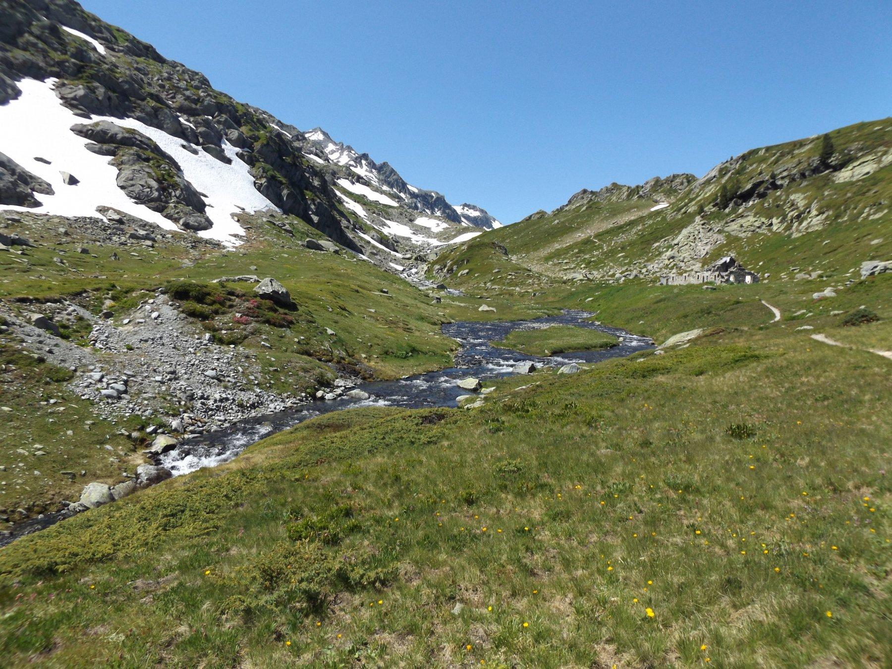 Alto vallone di Bella Comba