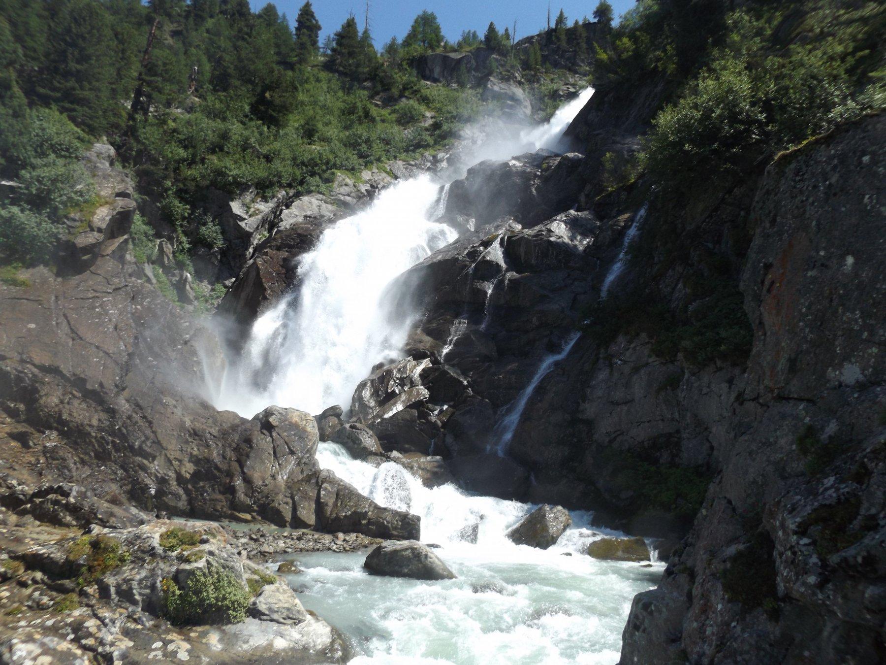 3° cascata del Ruitor