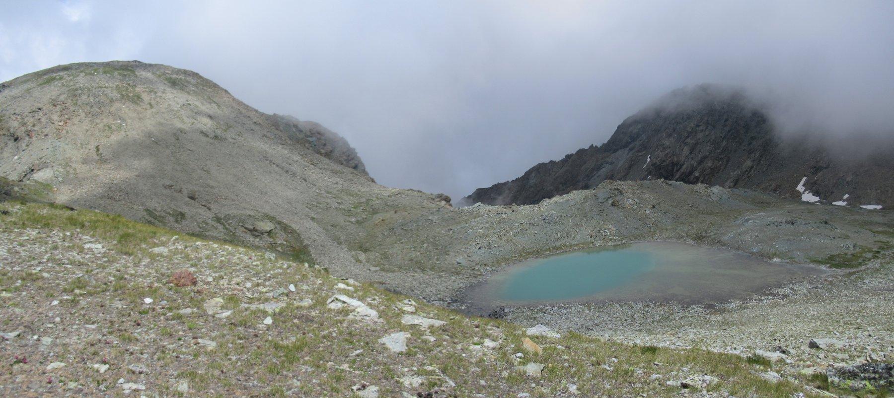 Lacs des Heures e Monte Iverta