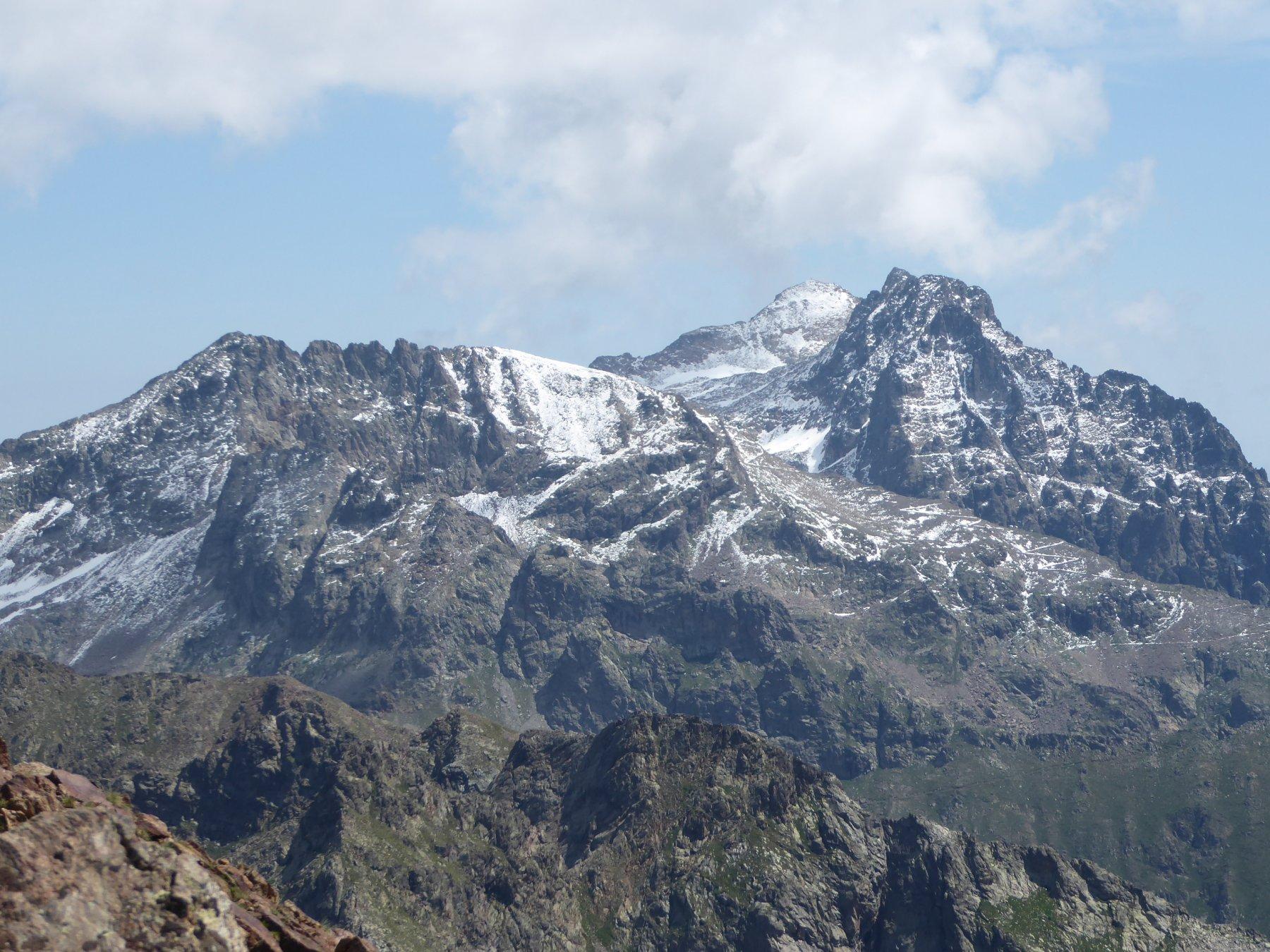 monte Matto imbiancato