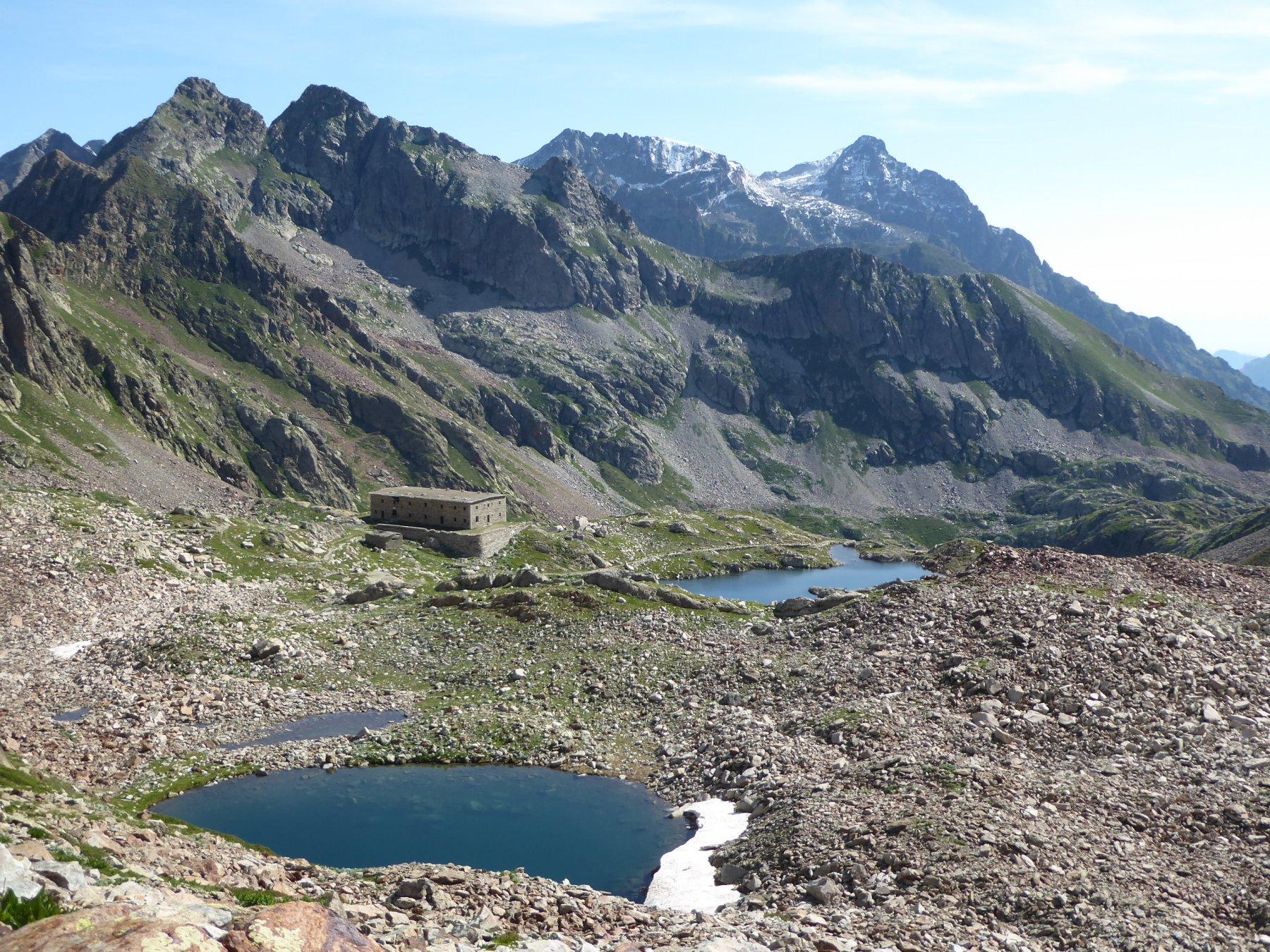 laghi superiori, casermone della Lausa, monte Matto