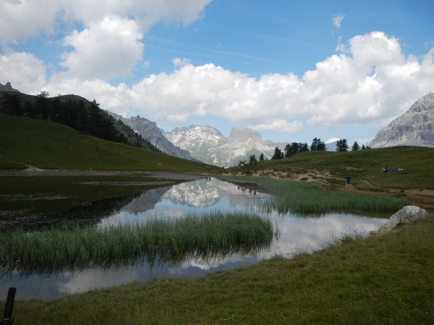 bella vista sul Lago Thures o Chavillon