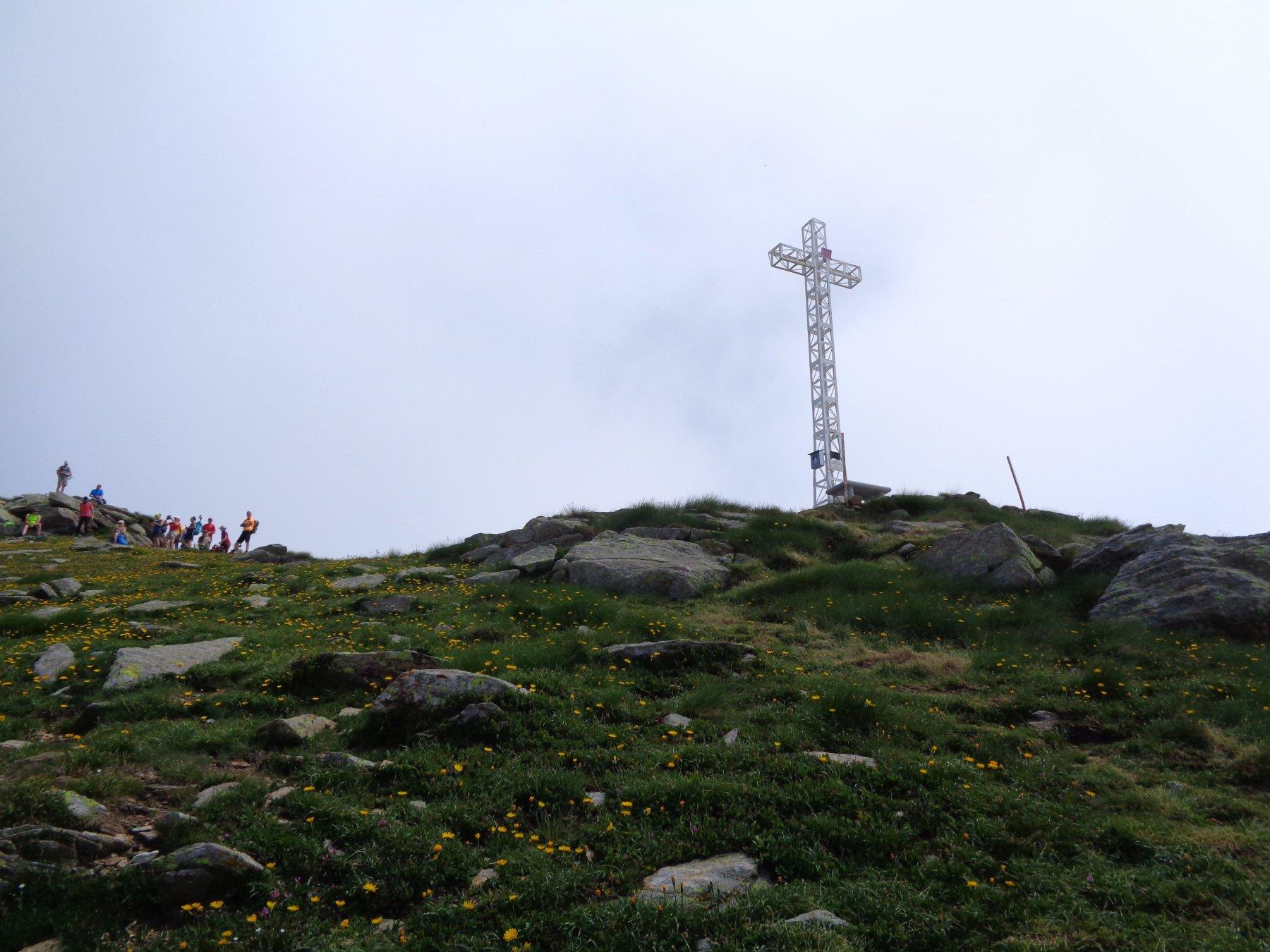 Croce della Quinzeina Nord