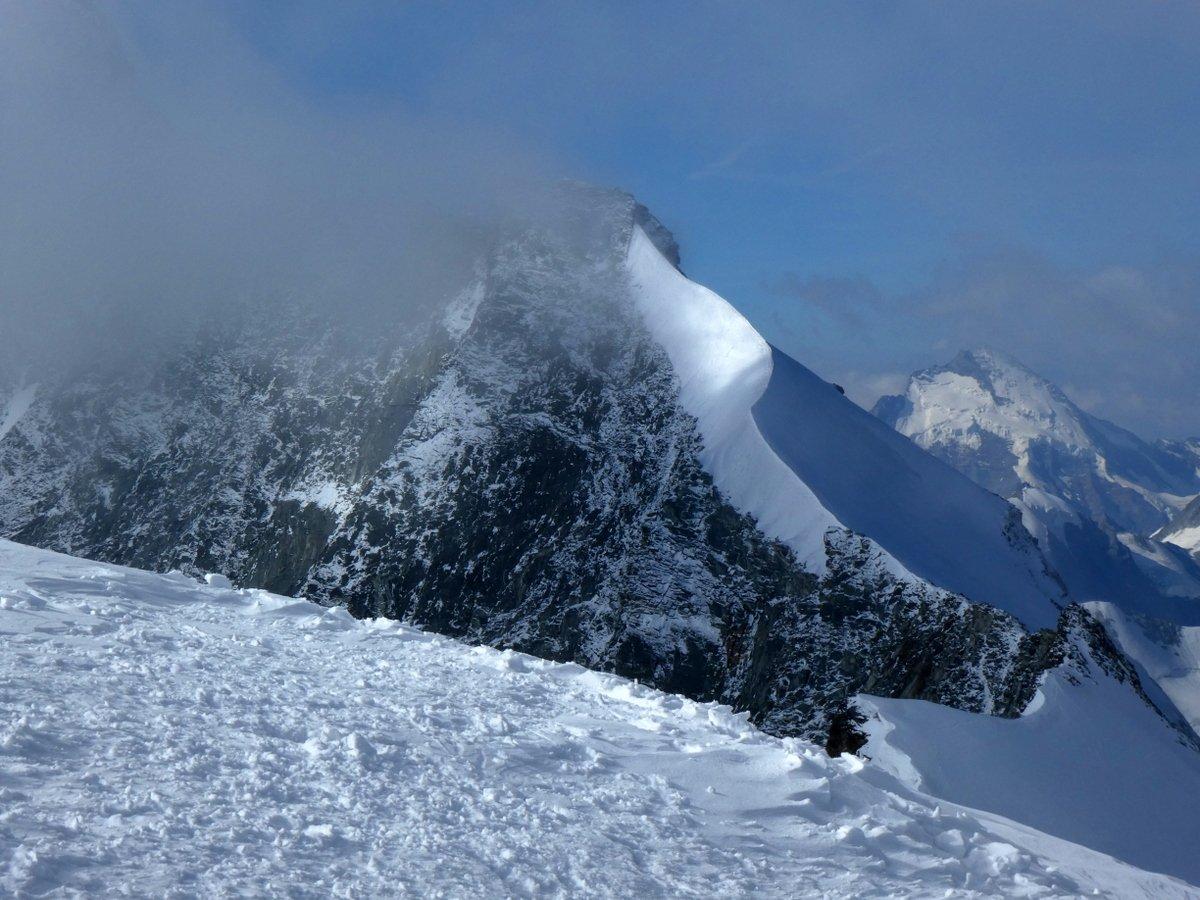 cresta del Weisshorn