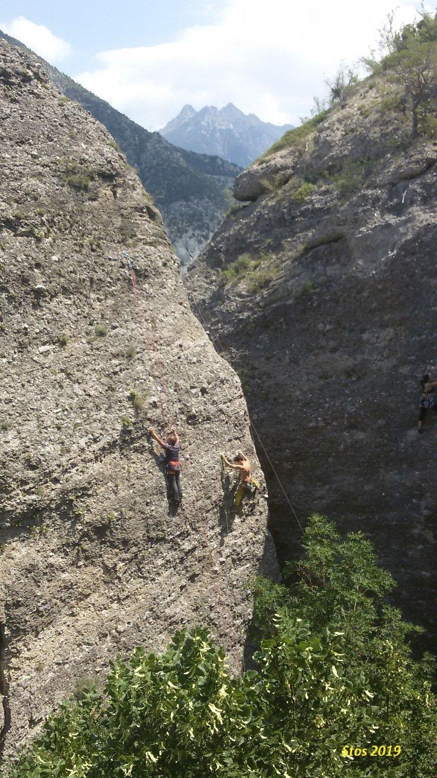 due 6a nel Canyon visti da Don de sperme katastrophique 6b