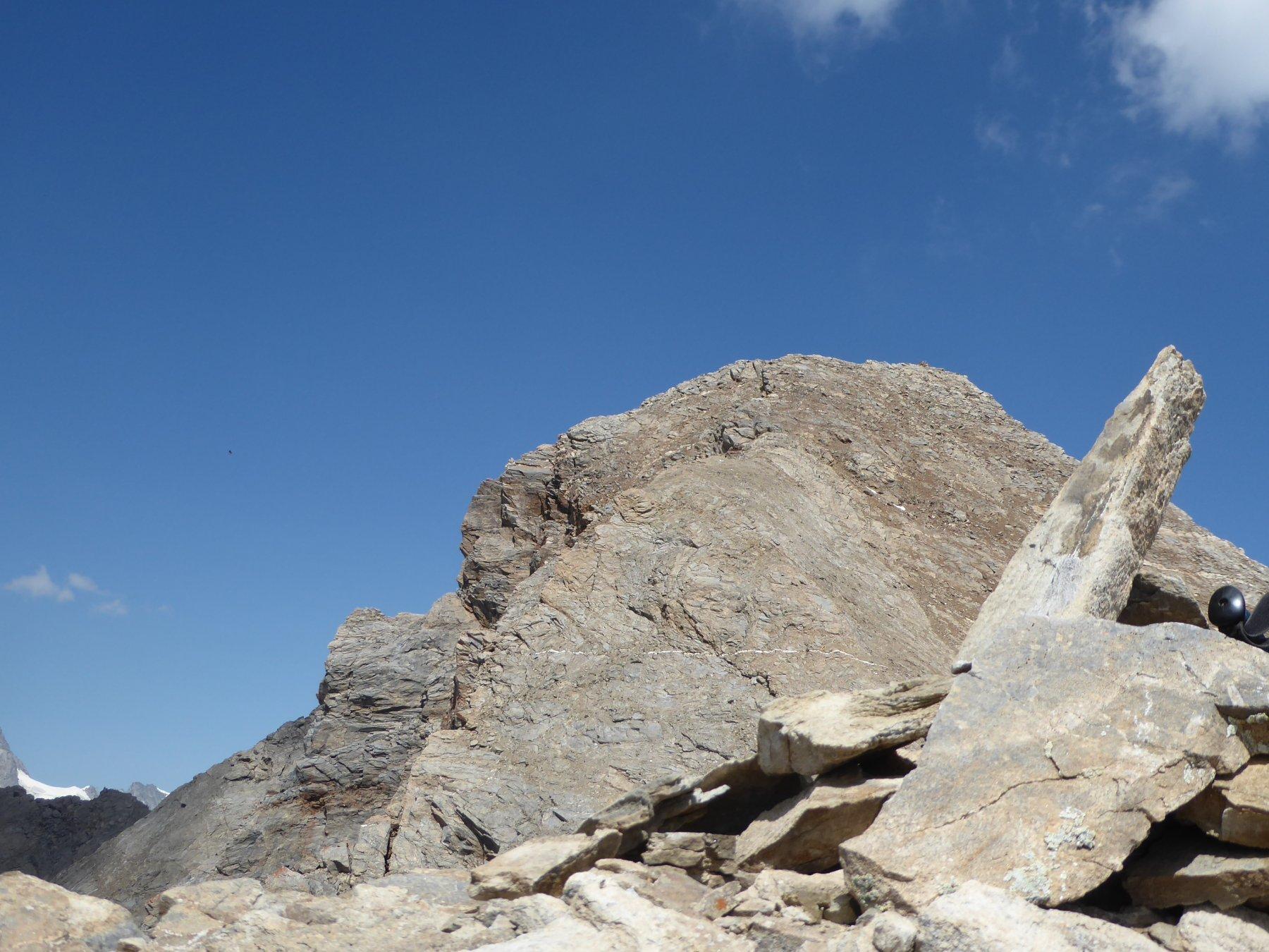 la Grande Rochere vista dalla Petite