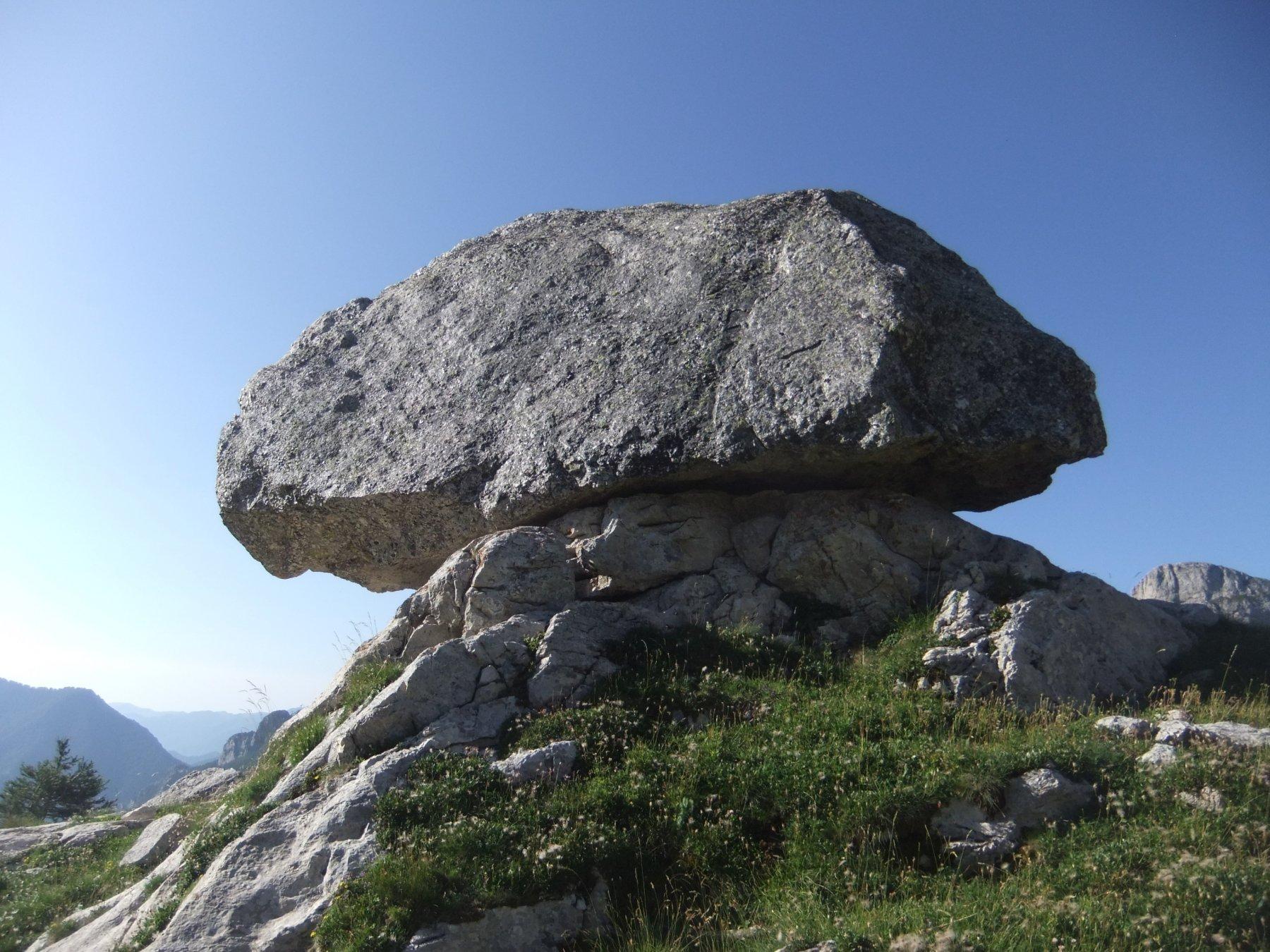 Il Cappello di Napoleone presso il Passo delle Mastrelle