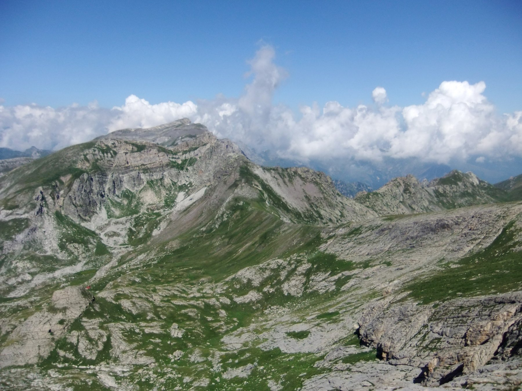 Marguareis e Colle del Pas dal Monte Ballaur