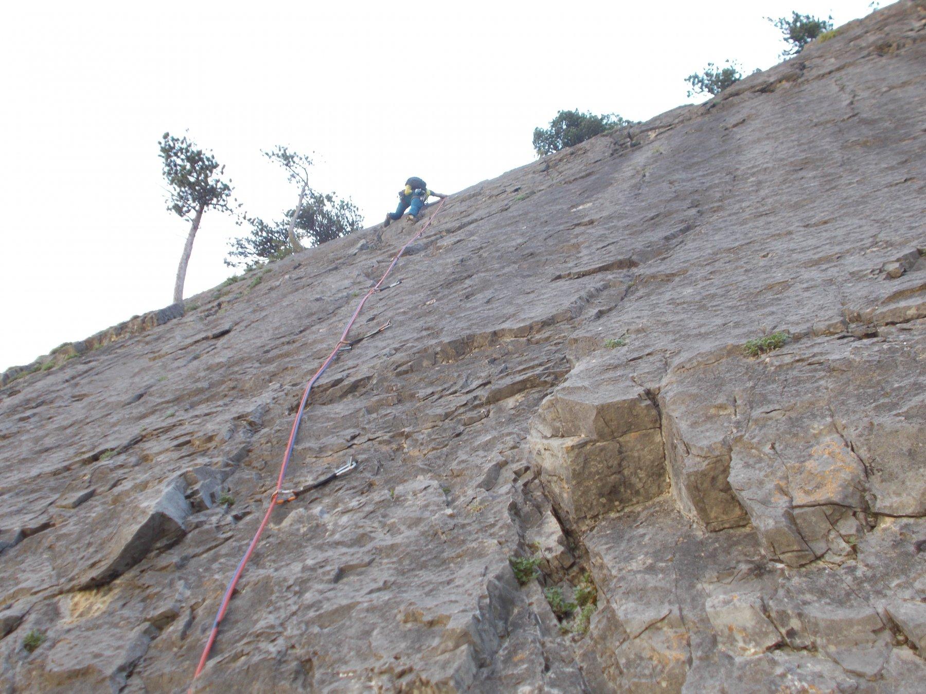 Clarì (Punta) Super Calcaire 2019-07-26