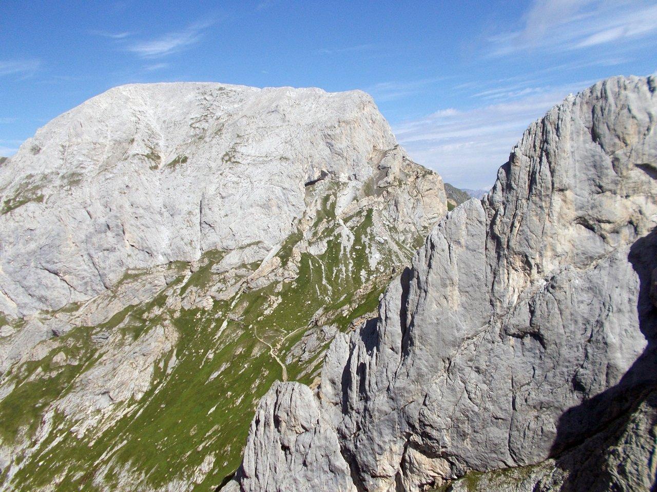 Peralba (Monte) Via Ferrata Sartor 2019-07-27