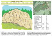 Mappa Falesia di Biel