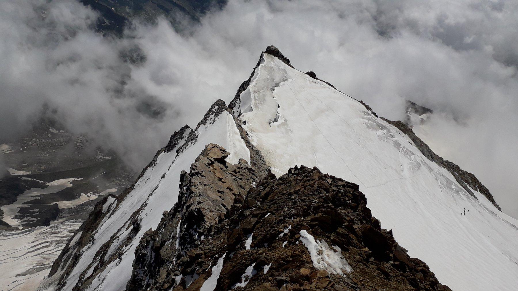 Giordani (Punta) Cresta del Soldato 2019-08-01