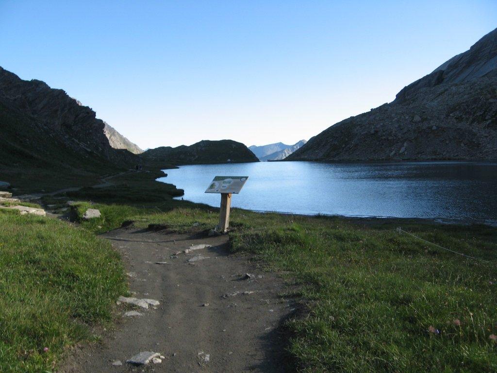 Lac de Foreant