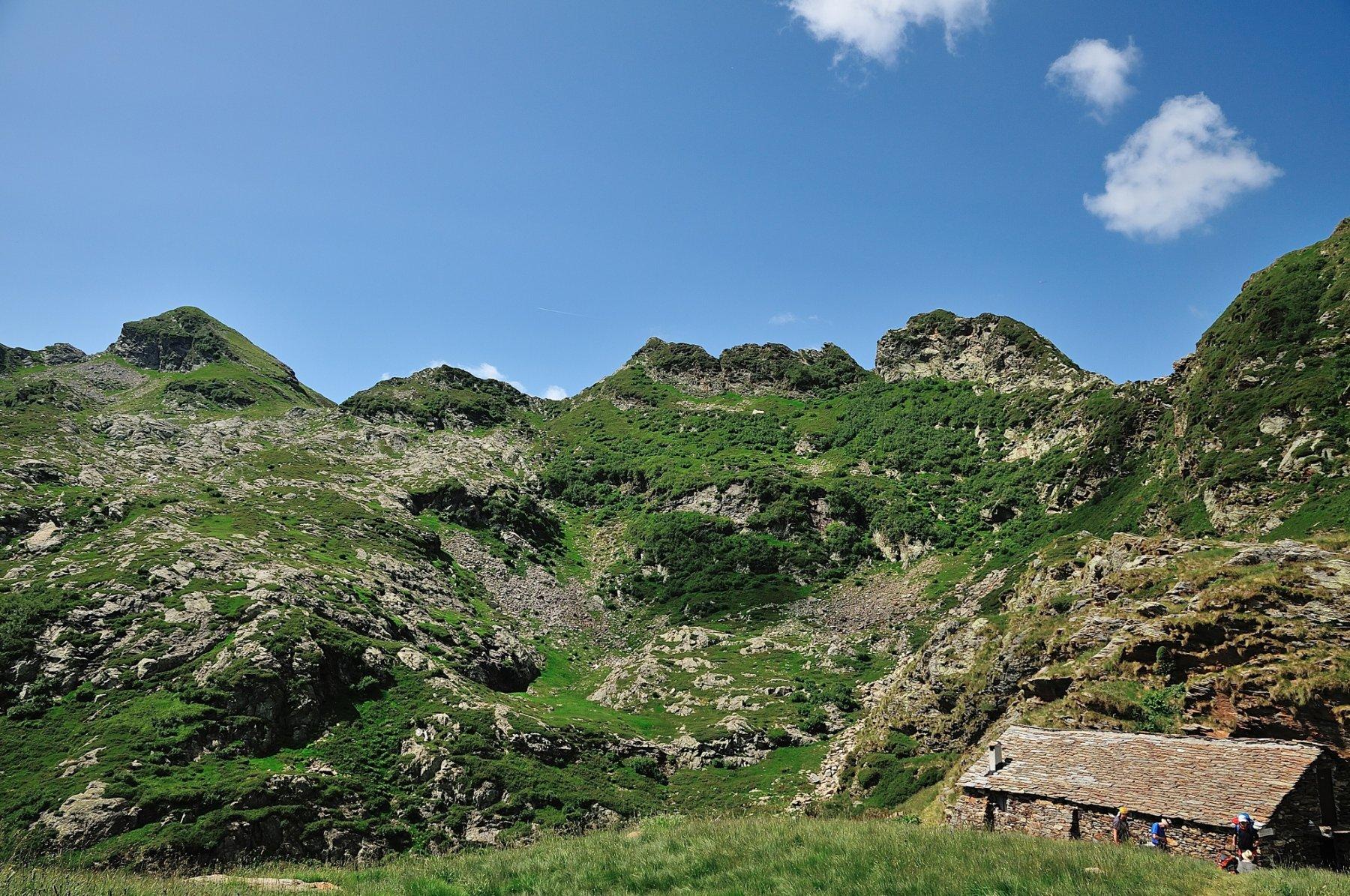 Cimone e Alpe Cortechiuso