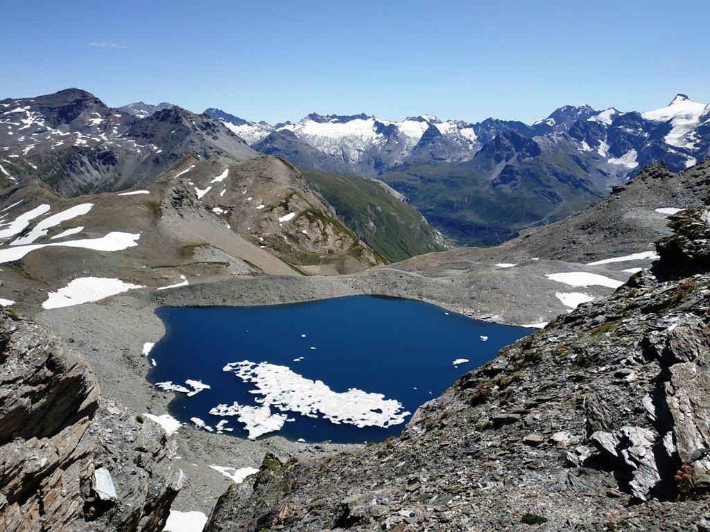 La EX conca glaciale.