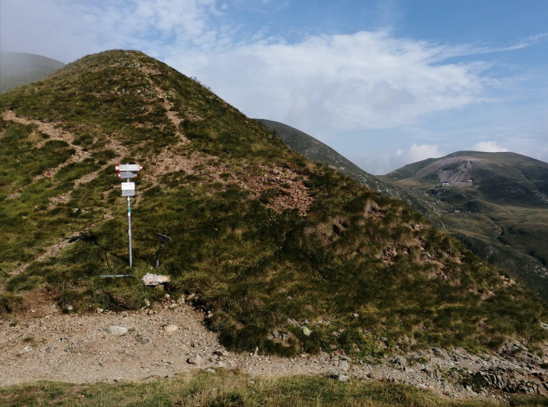 Bocchetta di Foppabona e rifugio Grassi