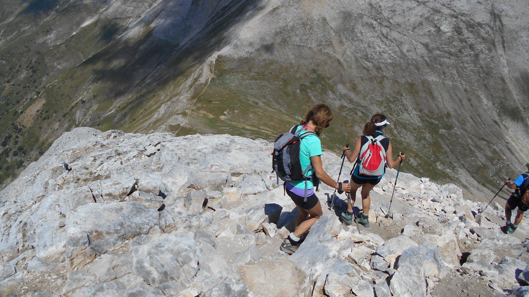 Vihren (Monte) Versante Nord 2019-08-07
