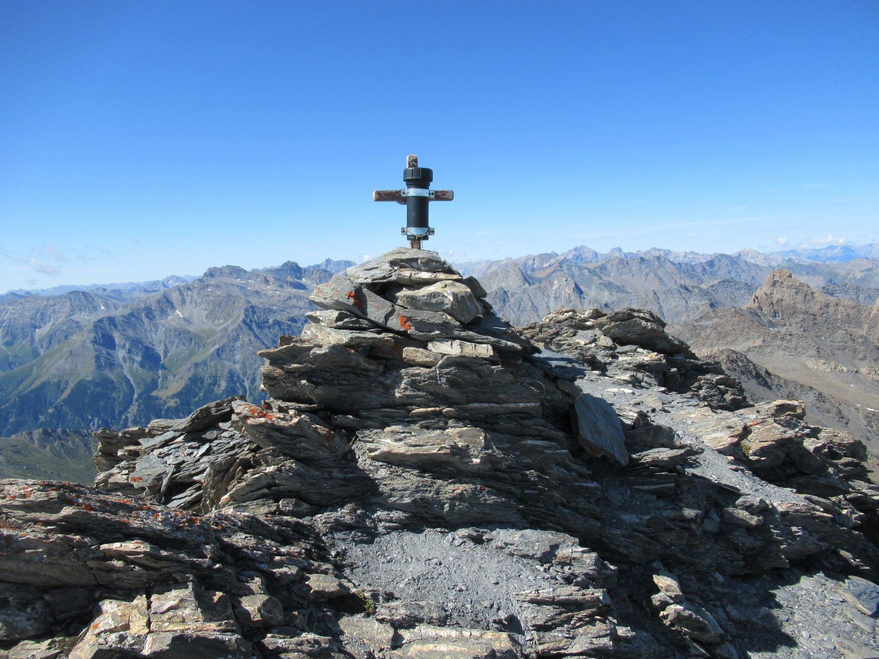 Monte Aiguillette.