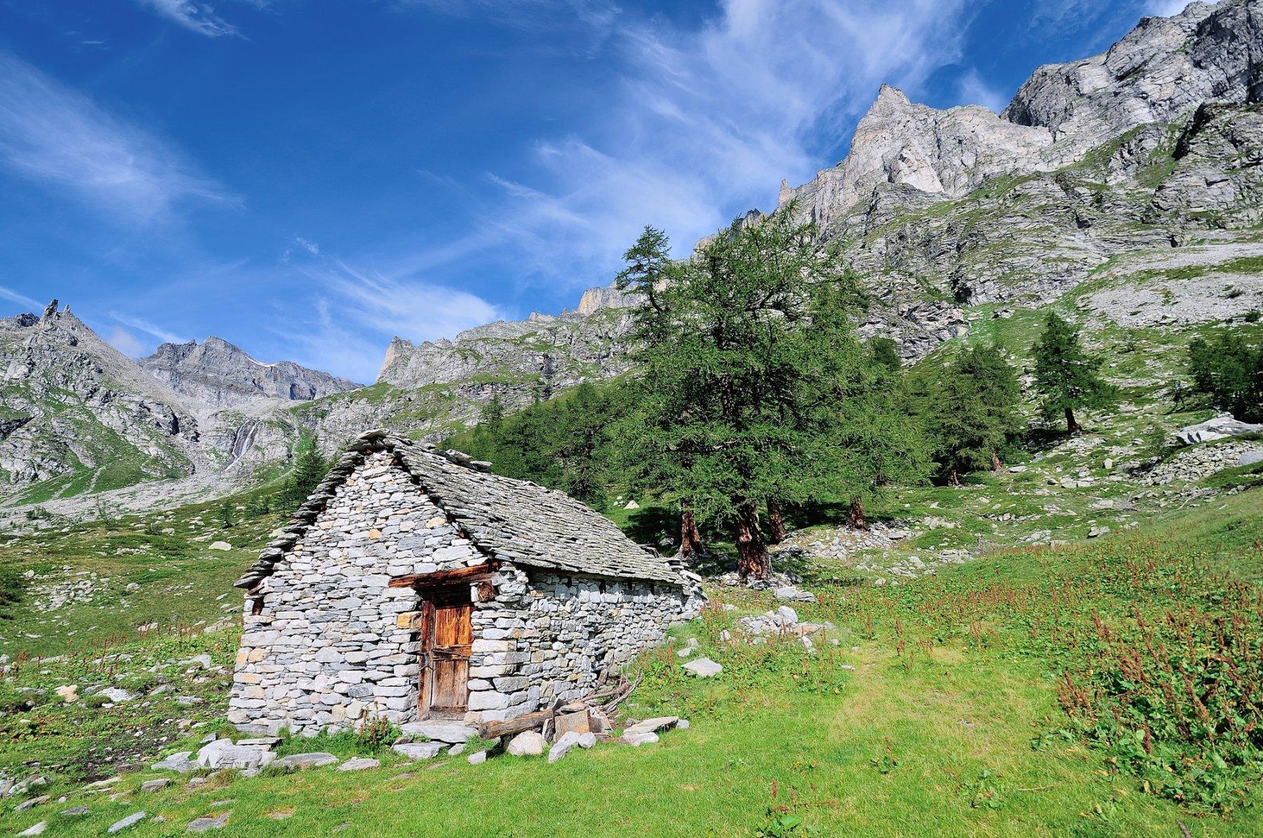 Alpe Buscagna superiore