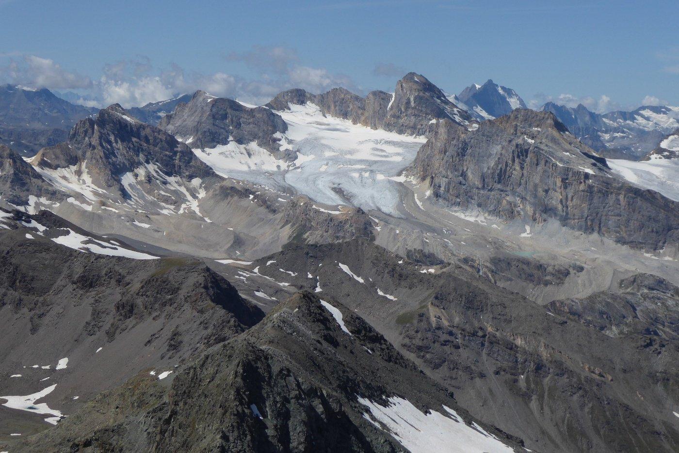 Tsanteleina, Granta Parei e tante altre cime