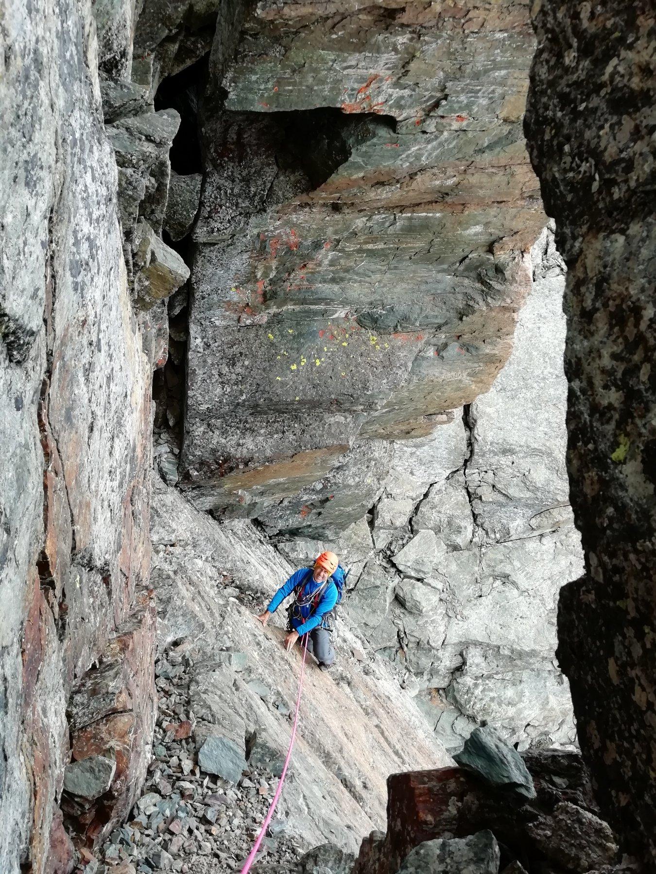 Viso di VallantaCresta Ovest 2019-08-10