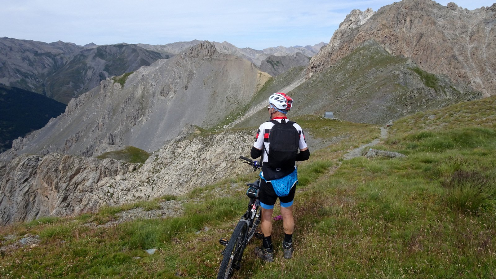 Verso Bivacco due Valli