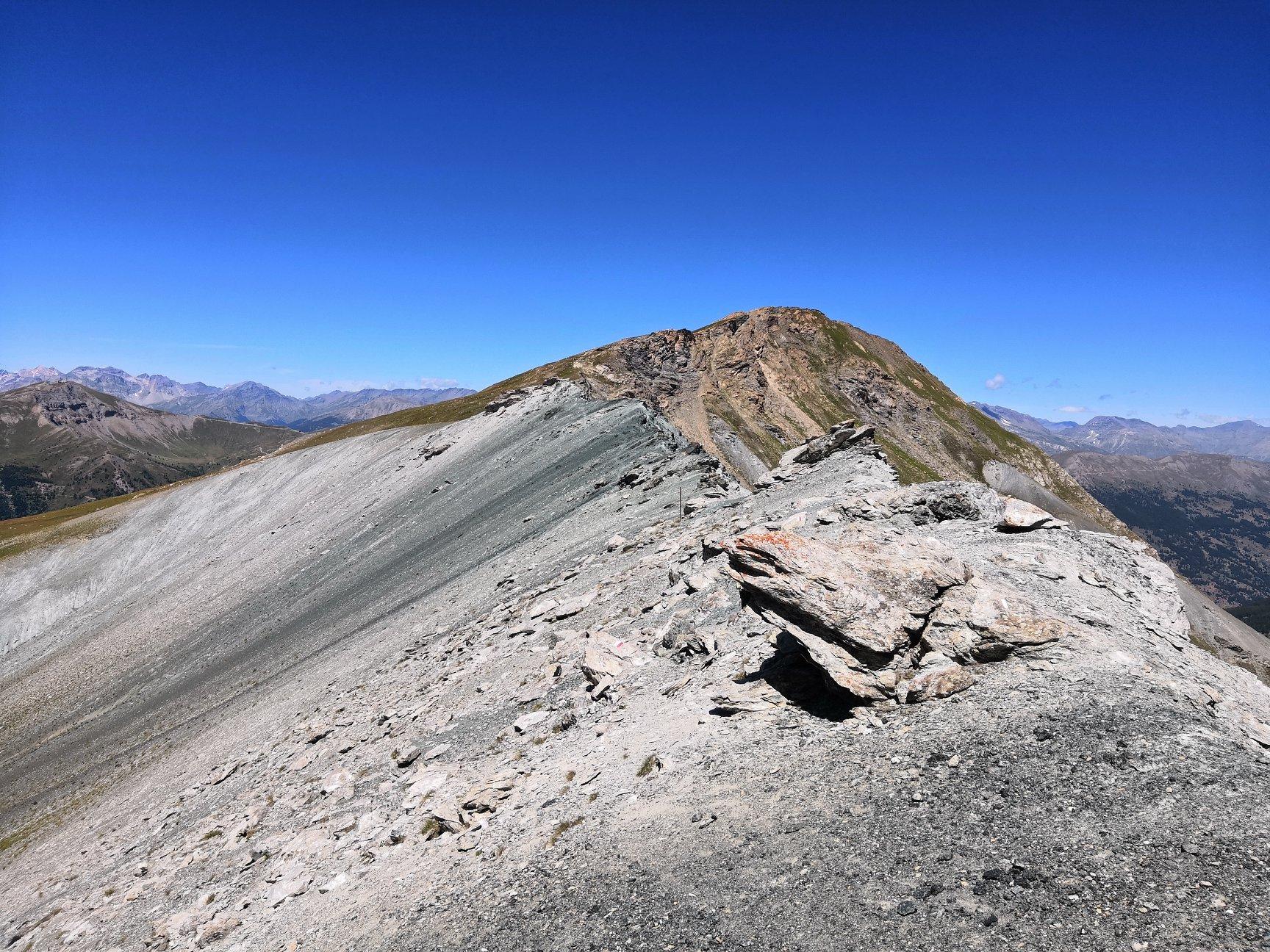 Banchetta (Passo della) da Sestriere Borgata per il vallone del Chisonetto 2019-08-14