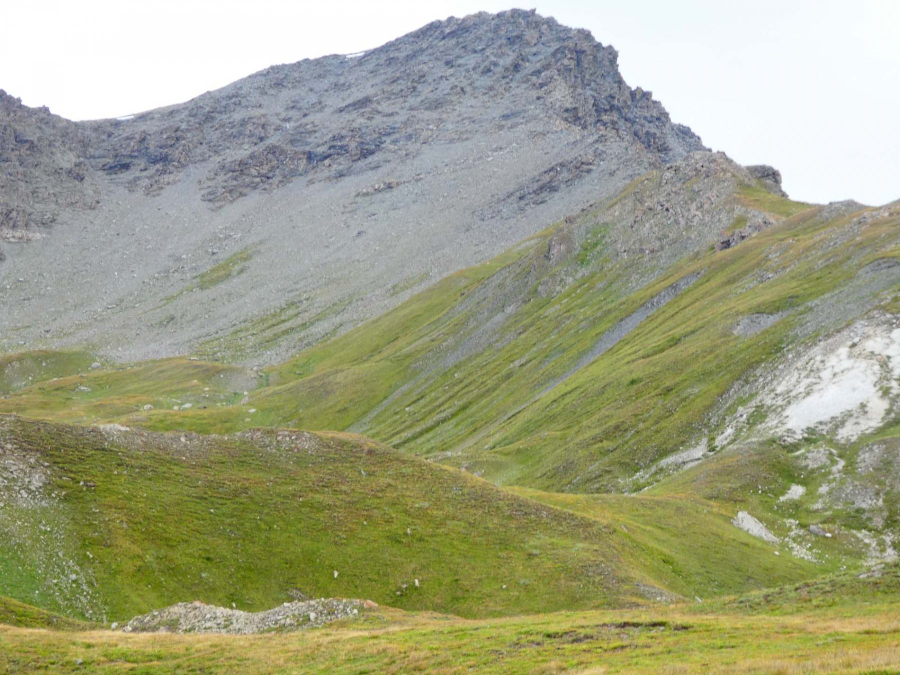 cresta Signal du petit Mont Cenis