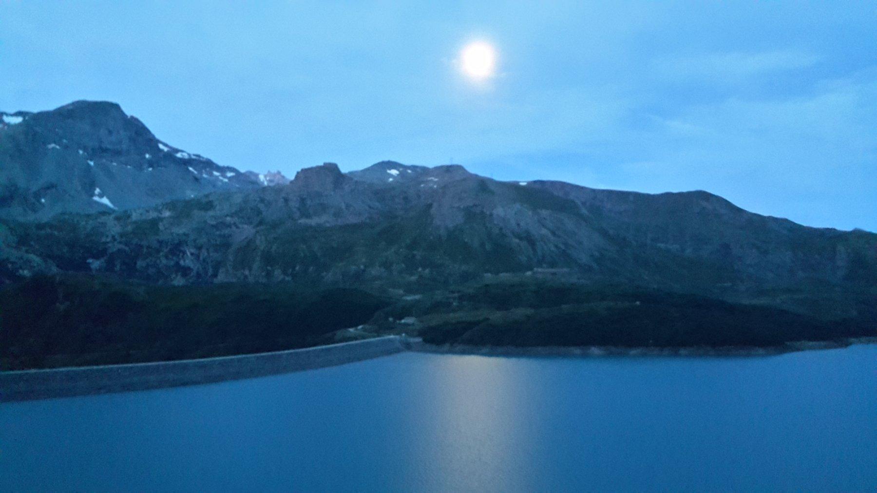luna al Moncenisio