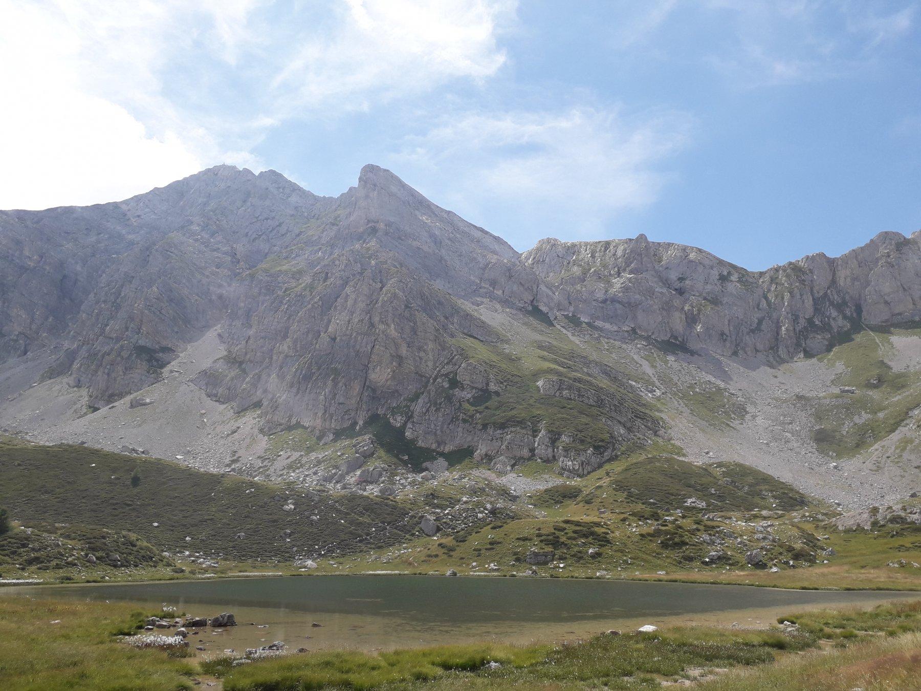 dal lago Rashera