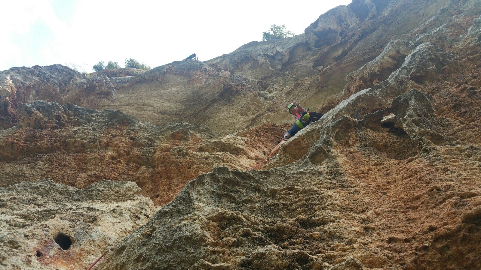 Iara su L5 nell'erosione