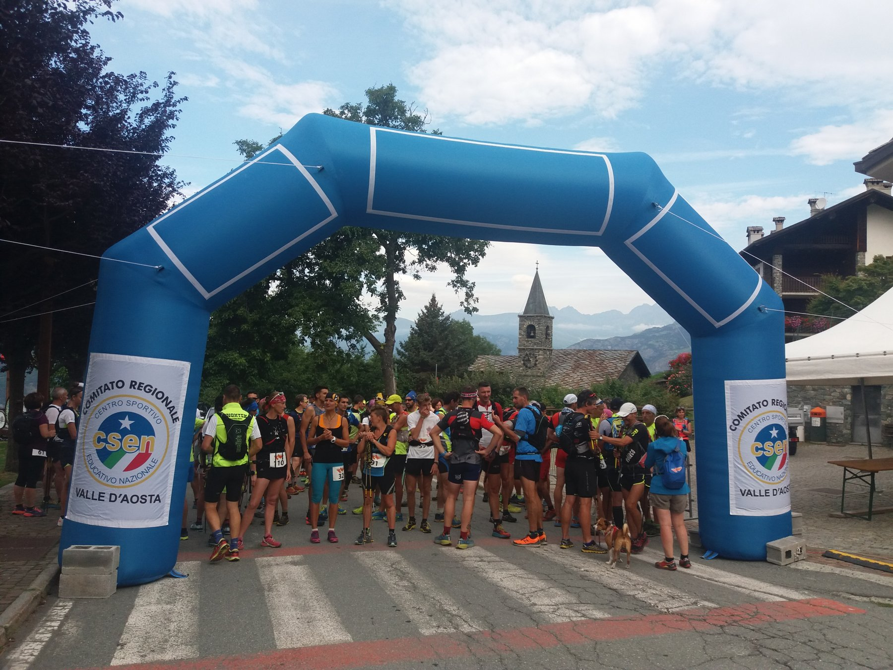 Trail Emarese 2019-08-17
