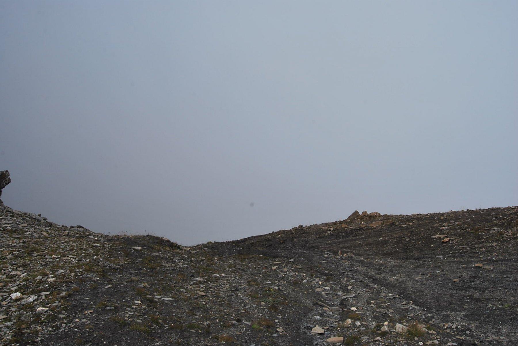 Dal Col di Youla panorama sulla Val Veny