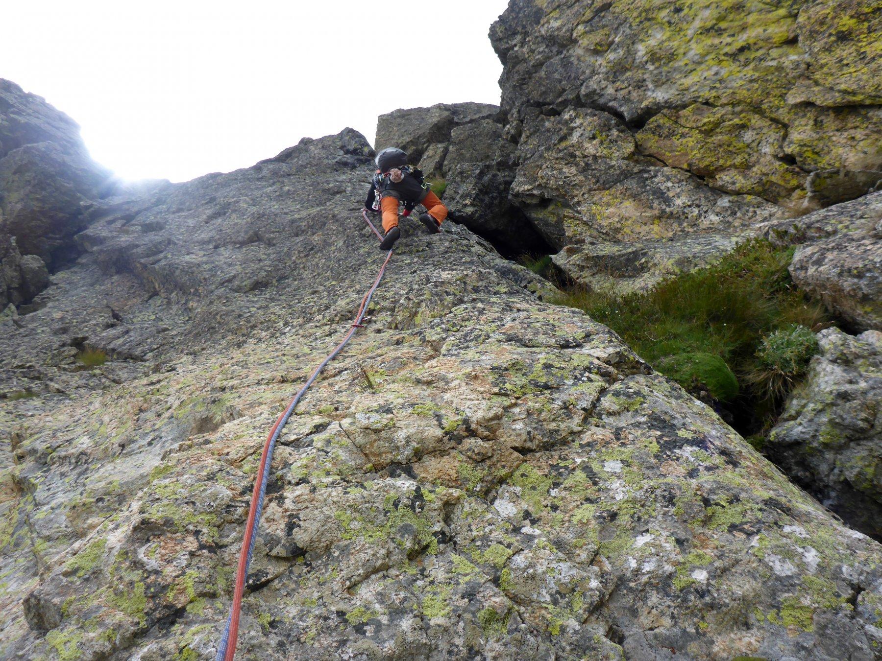 Lausfer (Testa Alta del, cima Nord)Emilio 2019-08-23