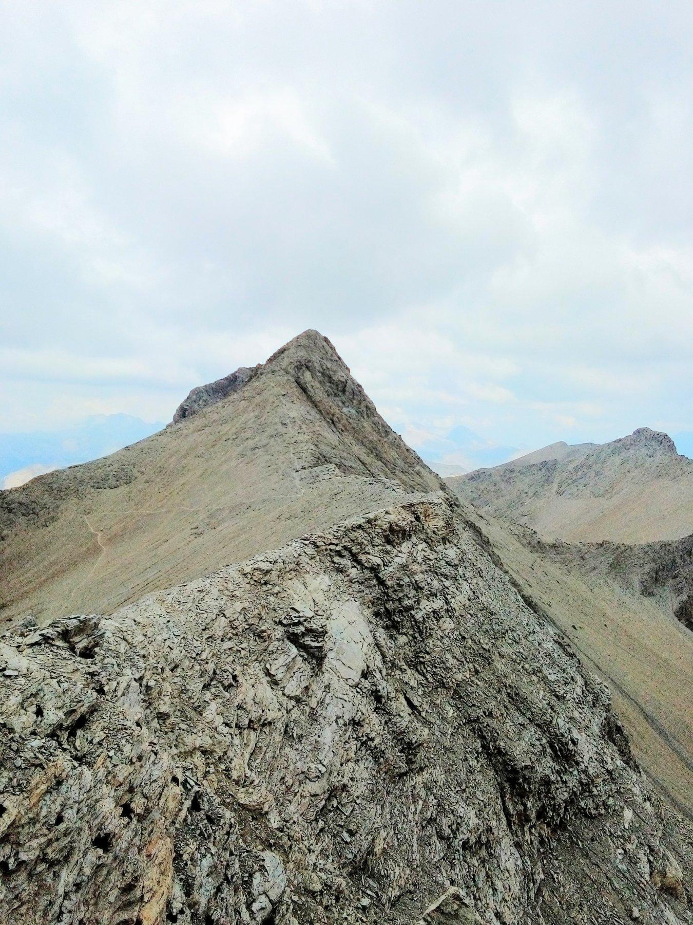 Mont Pelat dal petit Pelat