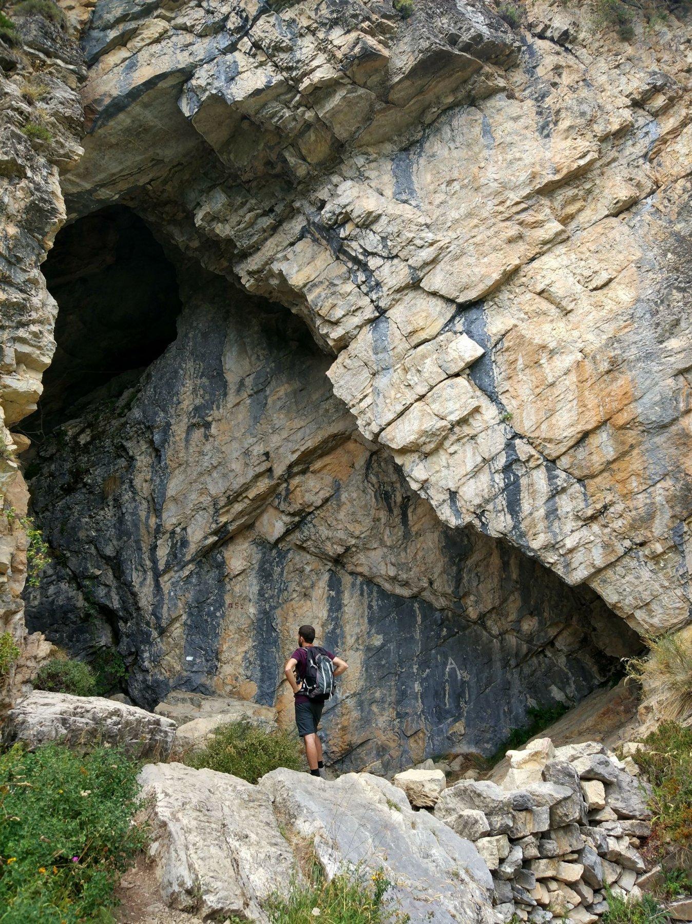 Mongioie (Monte) da Viozene per la Gola delle Scaglie 2019-08-25