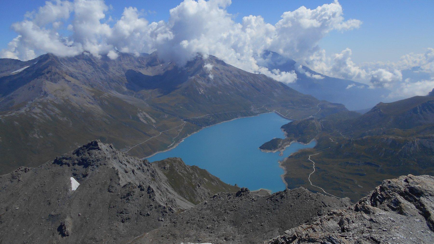 il Lago del Moncenisio