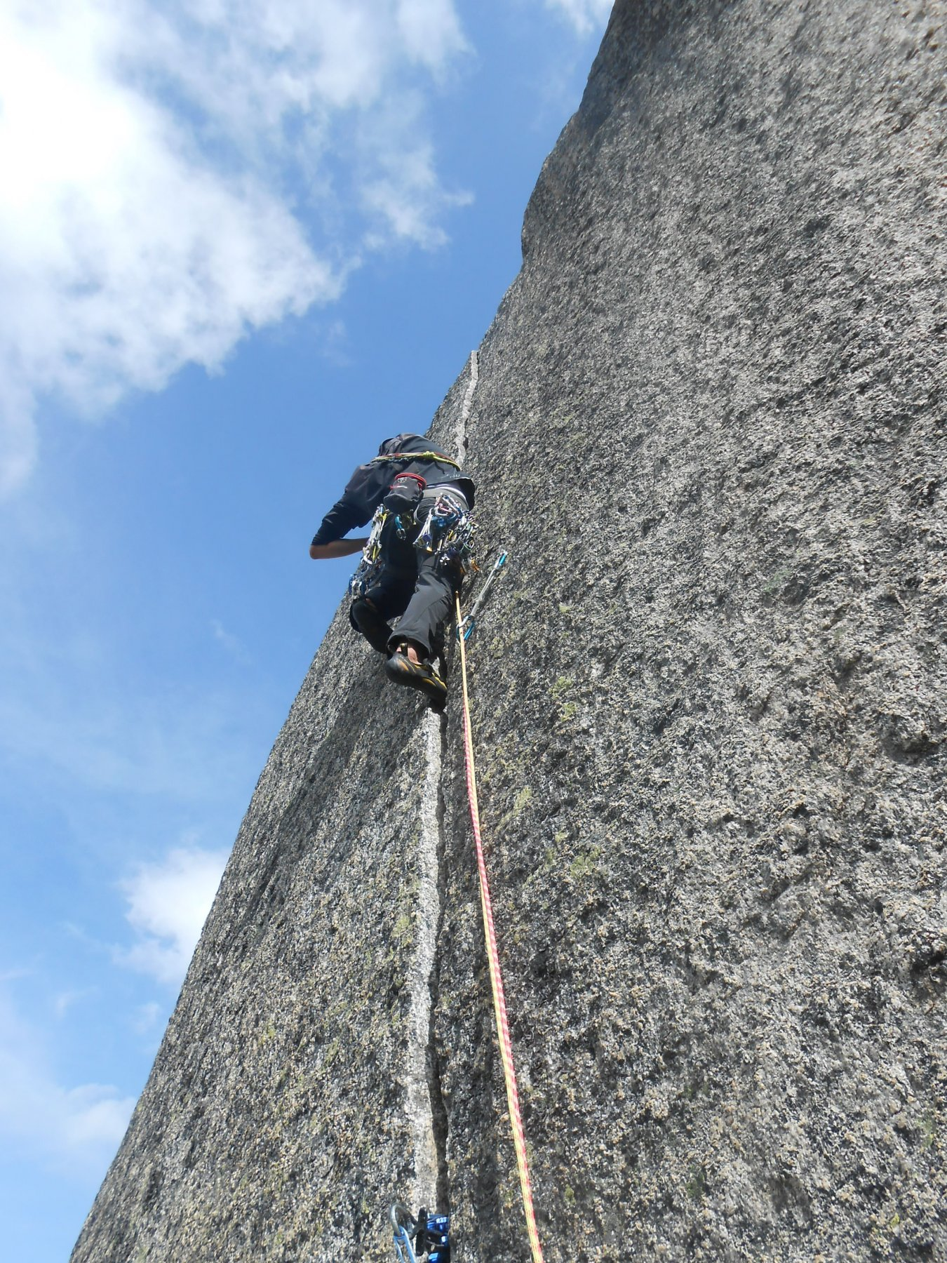Feldschijen (Terza Torre) Sannetuntschi 2019-08-27