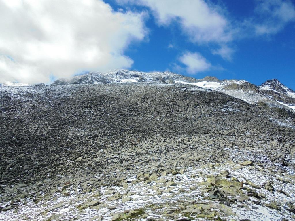 Le Pariate, caos roccioso (block fields) interessante fenomeno geologico su cui esistono varie ipotesi.