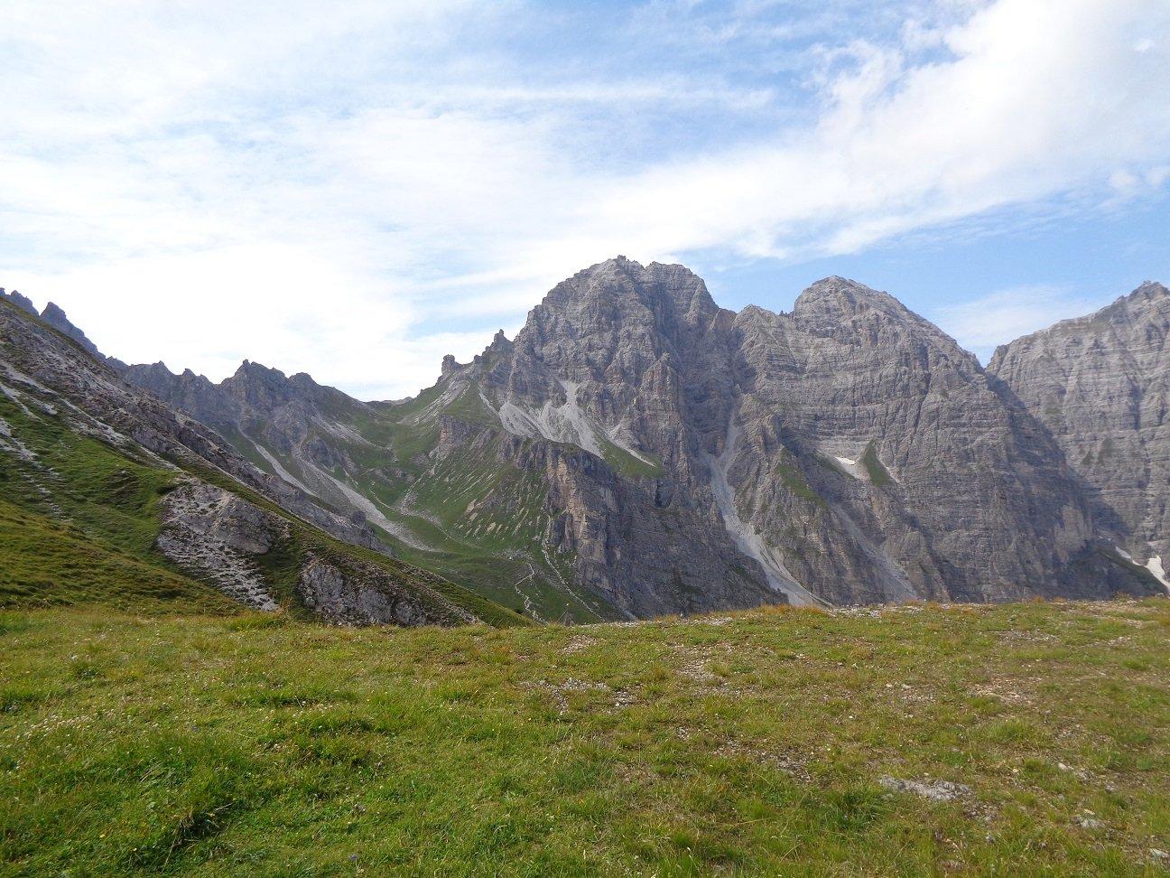 Schlicker Seespitze