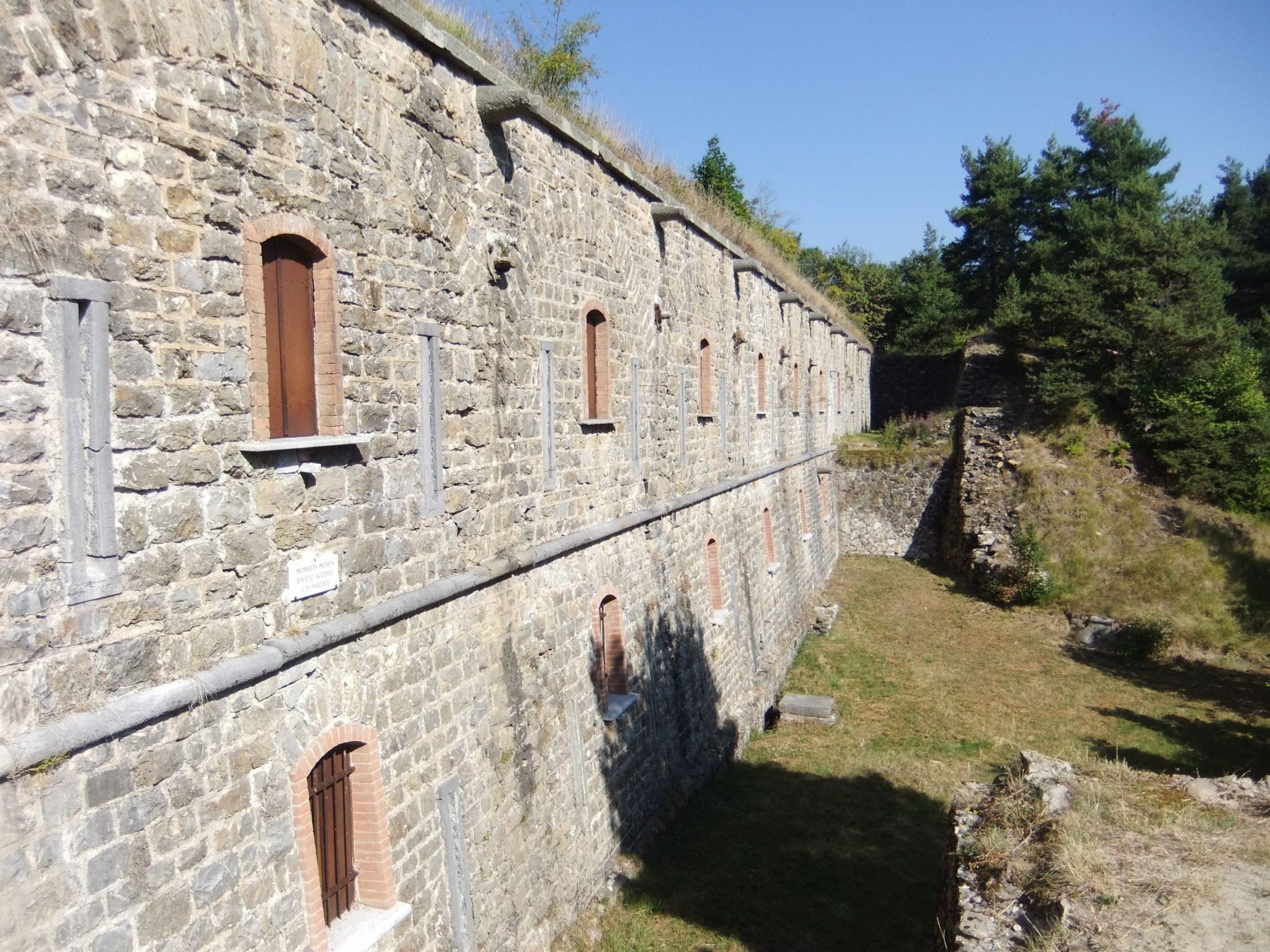 Forte Montescio